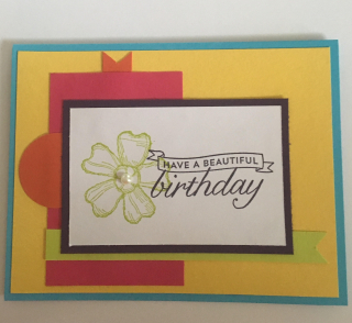 April Birthday Card